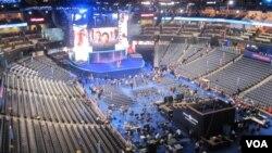 Địa điểm tổ chức Đại hội Toàn quốc Đảng Dân chủ 2012 ở Charlotte, tiểu bang North Carolina