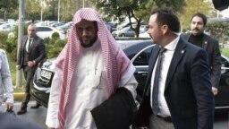 Công tố viên trưởng của Ả Rập Xê Út Saud al-Mojeb
