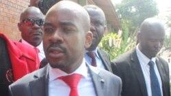 UNelson Chamisa Uthi Umkhuhlane weCOVID-19 Kawuvinjwa Ngemfanelo