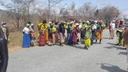 Zanu PF In Manicaland.