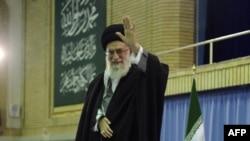 Iranski vrhovni lider, ajatola Ali Hamenei