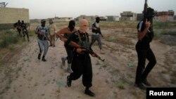 ISIL seized a dam in Fallujah