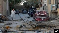 8일 이라크 바그다드에서 자동차 폭탄 테러가 발생해 10여명이 사망했다.(자료사진)