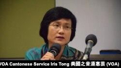 國民教育家長關注組召集人陳惜姿表示,反國教運動3年後,國民教育化整為零滲入校園