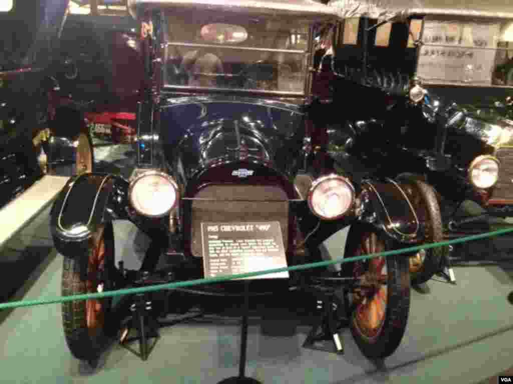 Chevrolet 490 -1915-ci il