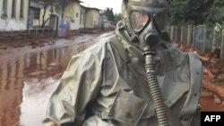 Izliveni toksični materijal u Madjarskoj