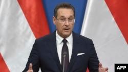 Austrijski vicekancelar Hans Kristijan Štrahe