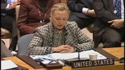 BM Güvenlik Konseyi Dışişleri Bakanları Toplantısı