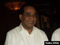 Menteri Perhubungan Budi Karya Sumadi. (Foto: VOA/Yudha)