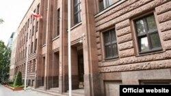 ساختمان وزارت خارجه لهستان.