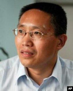 中国艺术研究院学者张耀杰