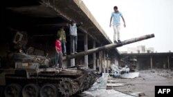 Противостояние в Сирии