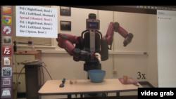 TIm naučnika na Univerzitetu Merilenda pokušava da nauči robota da izvrši jednostavni zadatak gledajući video snimke tog postupka.