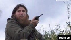 الشیشانی مشاور نظامی رهبر داعش بود.