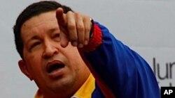 """Chávez afirma que """"hasta las piedras"""" saben que ganará una nueva reelección el próximo 7 de octubre."""