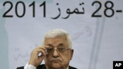 وعده رئیس اداره فلسطین به دنبال نمودن عضویت در سازمان ملل