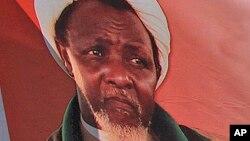 Sheikh Ibrahim Yaqub El-Zakzaky, shugaban kungiyar Shiya ta Najeriya