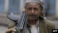 Chiến binh Yemen (ảnh tư liệu)