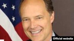 제임스 커닝햄 신임 아프가니스탄 주재 미국 대사. (자료사진)