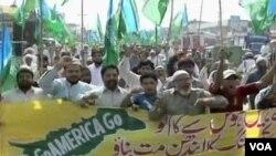 Amerika i Pakistan nastoje popraviti medjusobne odnose