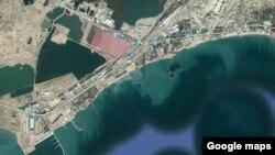 Xəzər dəniznin sahil zonası