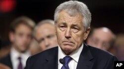 Ông Chuck Hagel đã trải qua một cuộc chất vấn kéo dài 8 tiếng đồng hồ để bênh vực thành tích của ông trước Ủy ban Quân vụ Thượng viện Hoa Kỳ.