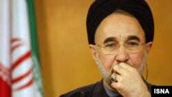 محمد خاتمی در سالهای ۷۶ تا ۸۴ خورشیدی رییس جمهوری ایران بود