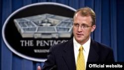 جورج لیتل، سخن گوی وزارت دفاع ایالات متحده