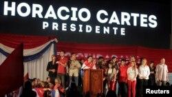 El Partido Conservador retorna al gobierno de Paraguay en cabeza de Horacio Cartes.
