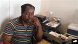 Jornalista angolano, Armando Chicoca, correspondente da VOA no Namibe