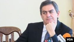 Əli Kərimli, Xalq Cəbhəsinin sədri
