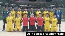 تیم ملی فوتسال افغانستان