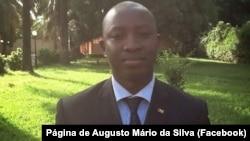 Augusto Mário da Silva, presidente da Liga Guineense dos Direitos Humanos