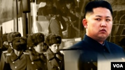 北韓領導人金正恩(资料圖片)