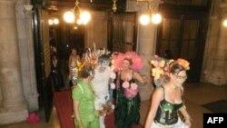 Гости на балу