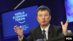 Penasihat khusus IMF, Zhu Min, dipromosikan menduduki jabatan wakil direktur IMF hari Selasa.
