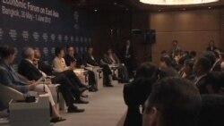 2012-05-31 粵語新聞: 昂山素姬成為泰國經濟論壇焦點