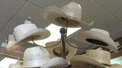 Mũ cao bồi miền Texas