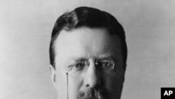 美国第26任总统西奥多·罗斯福,俗称老罗斯福