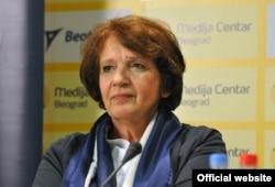 Vesna Rakić Vodinelić (Foto: Medijacentar Beograd)