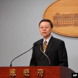 台湾总统府发言人王郁琦