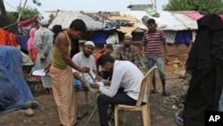شماری از مسلمانان روهینگیایی از ۲۰۱۲ تا کنون در هند مهاجر اند