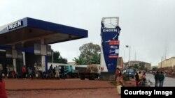 Imwe mu masitasiyo adandaza igitoro mu Burundi