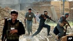 Avganistanske bezbjednosne snage