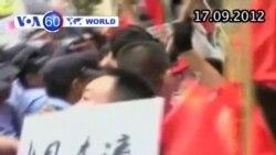 VOA60 Thế Giới 17/09/2012