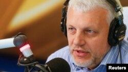 Павел Шеремет, октябрь 2015 года