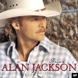 """Alan Jackson's """"Drive"""" CD"""