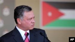 Jordan's King Abdullah (Oct. 2012 photo)