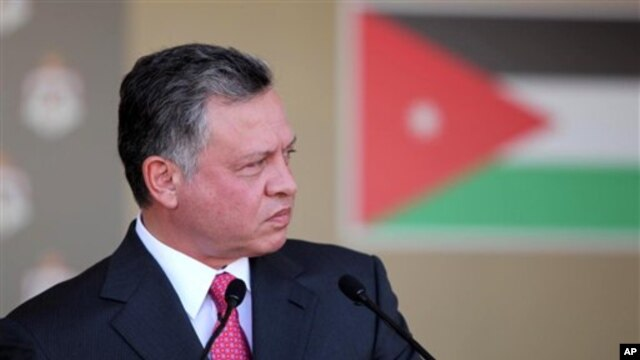 Jordan's King Abdullah (Oct. 2012 photo)