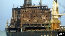 Cướp tàu đòi tiền chuộc là hoạt động có tổ chức và béo bở tại Somali và đã phát triển lan thành một vùng rộng lớn ngoài khơi bờ biển nước này